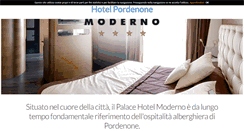 Preview of hotelpordenone.biz
